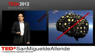Exponential Technology Literacy: Neil Jacobstein at TEDxSanMigueldeAllende