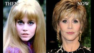 Jane Fonda Plastic Surgery Before and After