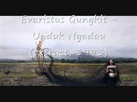 Evaristus Gungkit - Unduk Ngadau (Original Version Extract, 1993)