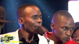 #GrooveAwards2016 Eastern Counties Song Of The Year - Stephen Kasolo – Ngai Niwukilasya