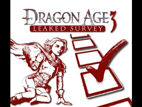 Reaction To Dragon Age 3 Leaks (Important)