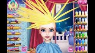 Игра парикмахер для золушки