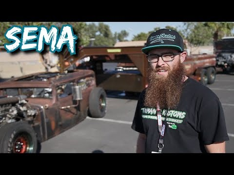The SEMA Experience: Tinman 2 Kustoms