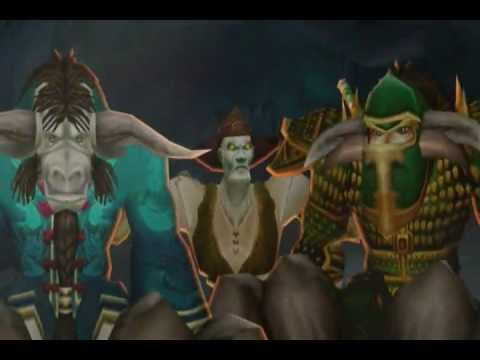 Inventing Swear Words 3 - World of Warcraft (WoW) Machinima by Oxhorn