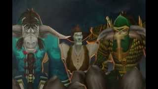 inventing swear words 3 world of warcraft wow machinima by oxhorn