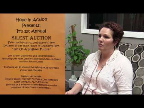 Angelina County 'Hope In Action' Silent Auction