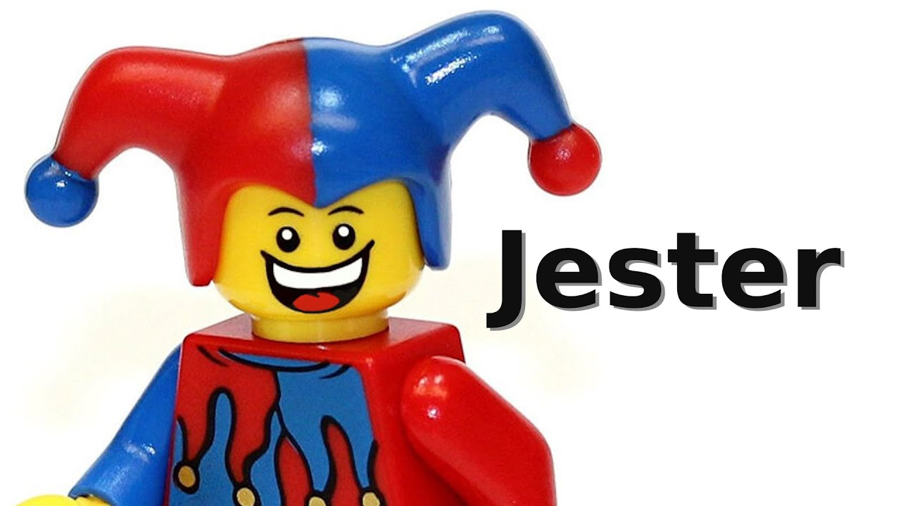 How I Got The Name Jester