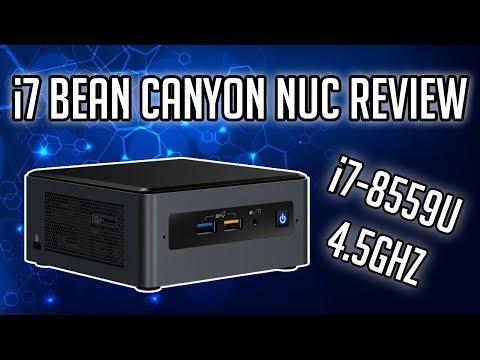 i7 Bean Canyon Intel NUC 4 5Ghz