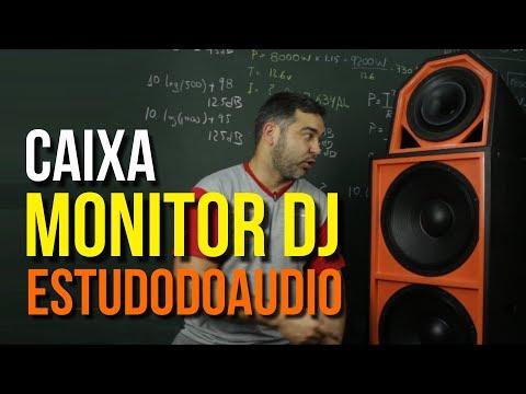 Monitor para DJs com B&C   RenanLopes - UnR #33