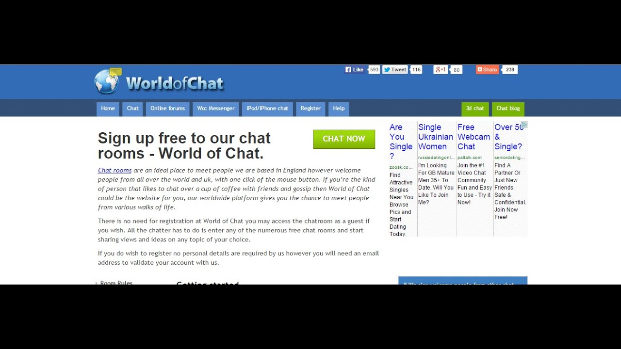 Sex chatrooms for free