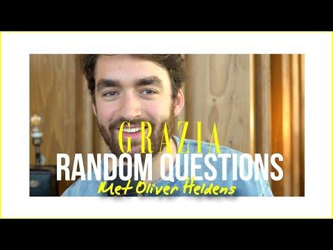 DE BIZARRE DINGEN DIE DJ OLIVER HELDENS GOOGLED - Random Questions