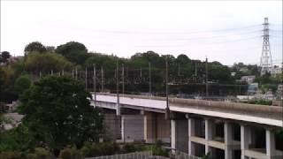 貨物列車撮影(武蔵野貨物線)百村橋梁編 20190518