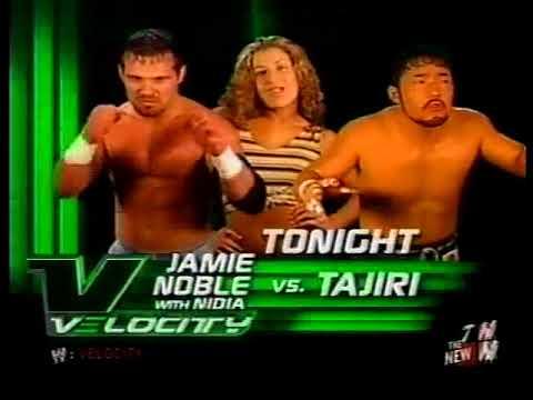 WWE Velocity March 15,2003