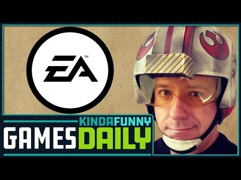 Gary Whitta's Fired Up  Kinda Funny Games Daily 10.20.17