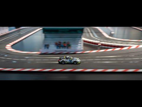 포르쉐 카레라 슬롯카 911 GT3 RSR PORSCHE CARRERA SLOT CAR