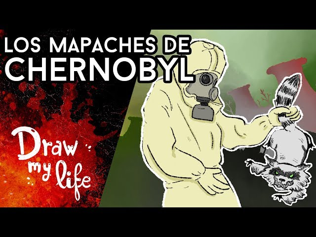 MAPACHES CREEPY  - Draw My Life en Español