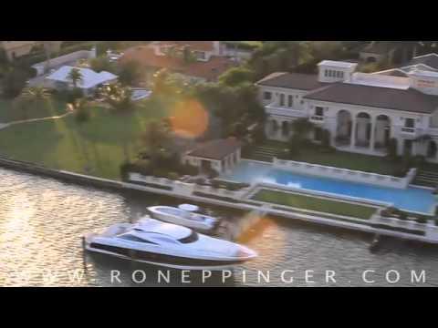 Indian Creek Village Island, Miami Beach neighborhood video (real estate)