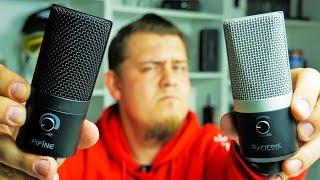 Лучший Микрофон с Алиэкспресс! Сравнение FiFine K670 и FiFine K669 и запись инструмента