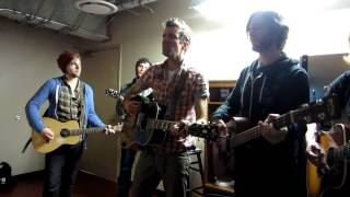 Watch Stephen Kellogg  The Sixers Guitar And Tambourine video