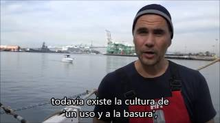 FAQ #3 - Where does Plastic come from - Spanish Subtitles