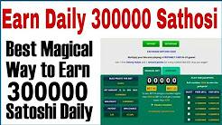 Free bitcoin  | Free bitcoin lottery
