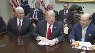 Trump Presidency Reaches 100-Day Milestone
