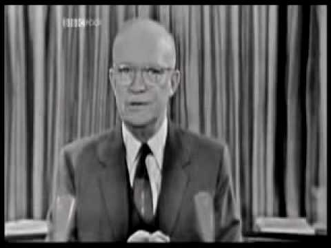 From Eisenhowers Military Industrial >> Eisenhower Farewell Address Military Industrial Complex Youtube