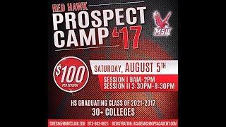 Montclair State Basketball Prospect Camp PROMO