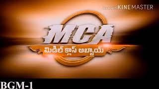 MCA all bgms