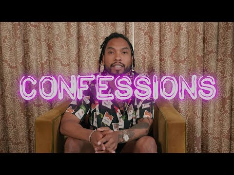 Miguel - Confessions Mp3
