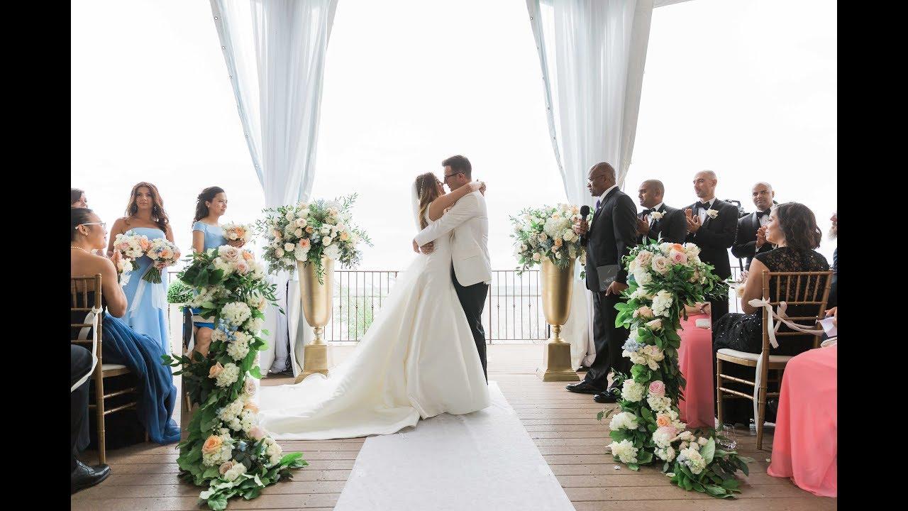 Toronto Palais Royale Wedding Photos: Christine + Paul - YouTube