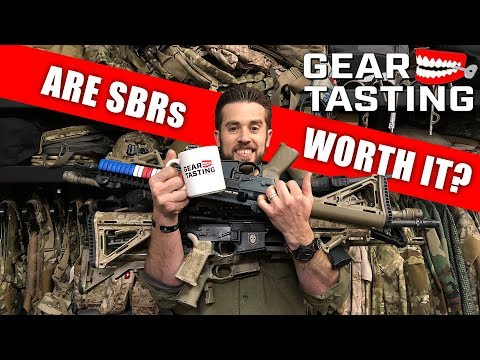 Are SBRs Worth It? - Gear Tasting 118