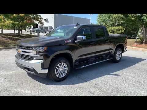 2019 Chevrolet Silverado 1500 Atlanta Griffin Mcdonough Fayetteville Thomaston Ga Cv21297