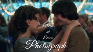 Mike & Eleven   Photograph
