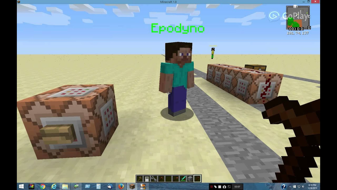 Minecraft Custom NPCs - Quests and NPCs using Minecraft commands