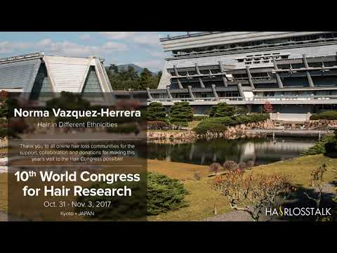 Norma Vazquez Herrera - Hair in Different Ethnicities