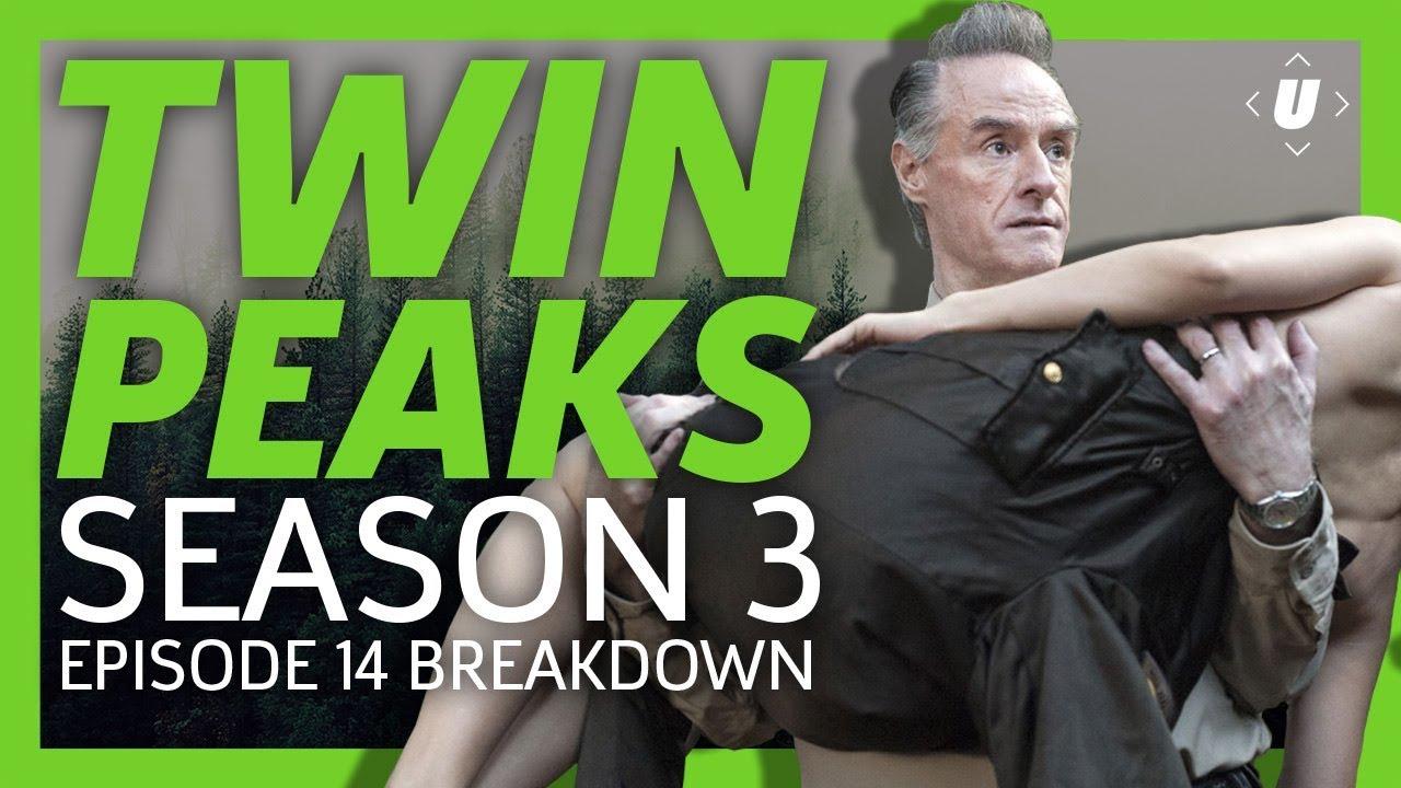 Download Twin Peaks Season 3 Episode 14 Breakdown - We are like the dreamer