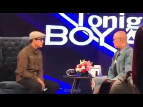 La Luna Sangre: DANIEL PADILLA INTERVIEW ON TONIGHT WITH BOY ABUNDA (UNCUT VERSION)