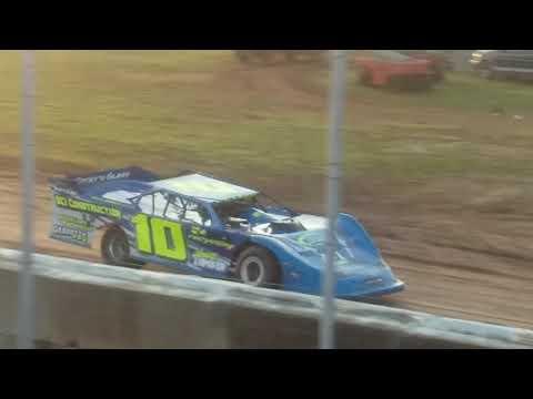 Late model Heat 1 - Humboldt Speedway 6/21/19