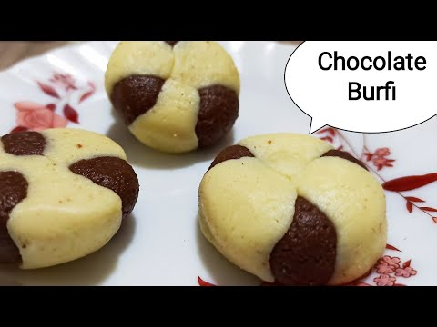 chocolate-milk-powder-burfi-recipe- -chocolate-milk-powder-recipes- -milk-powder-chocolate-peda