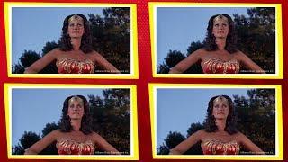 空飛ぶ鉄腕美女ワンダーウーマン 第9話