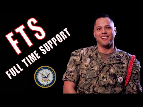 NAVY FTS (FULL TIME SUPPORT)