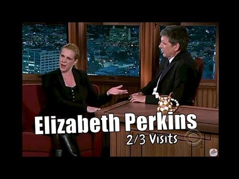 Elizabeth Perkins  Craig Is On Her Top 5 List  23 Visits In Chronological Order