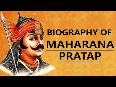 Biography Of Maharana Pratap, Great Ruler Of Mewar Who Resisted Efforts Of The Mughal Emperor Akbar