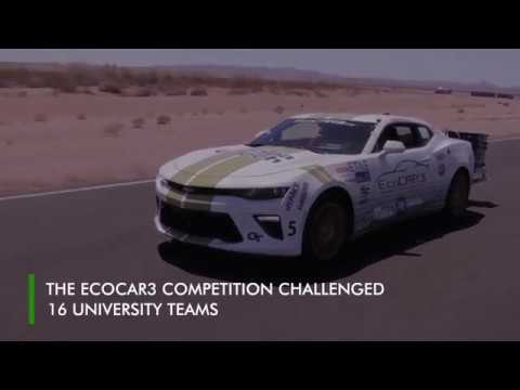 Ohio State University Wins the EcoCAR 3 Competition