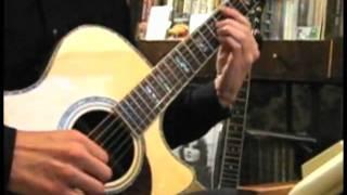 Ты неси меня, река (ЛЮБЭ) - переложение для гитары