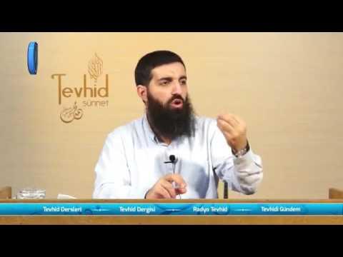 Rasûlullah sav bir kimseye kâfir demiş midir Ebu Hanzala Hoca