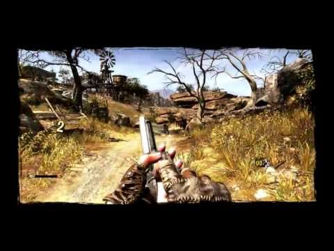 Call of Juarez: Gunslinger - Walkthrough Part 1: Lincoln County War [Max Settings HD]
