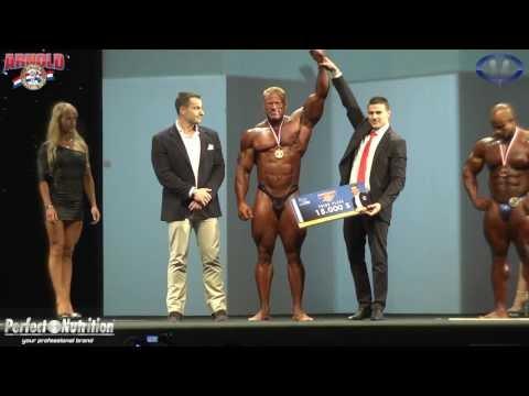 Arnold Classic Pro 2013.Entrega de premios Parte V.CPTV.Programa 176.