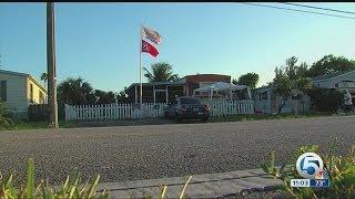 KKK flag taken down for good?